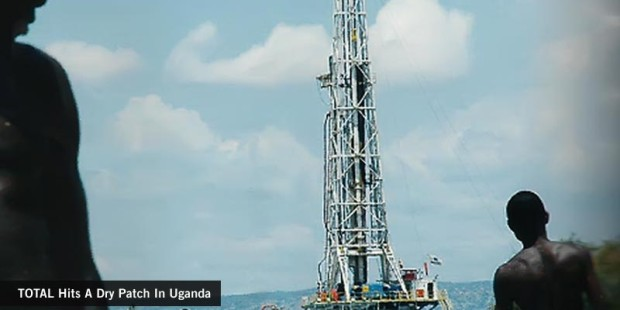 TOTAL Hits A Dry Patch In Uganda