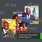 AOGR - Corporate Subscription (within Nigeria)