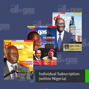 AOGR - Individual Subscription (within Nigeria)