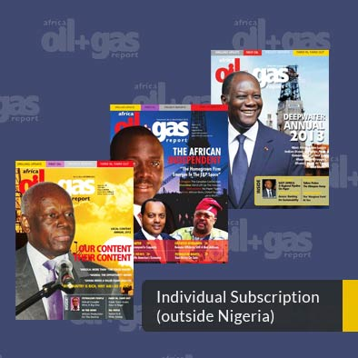 AOGR – Individual Subscription (outside Nigeria)
