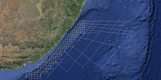PGS' Deepwater South Africa Survey Nears Completion