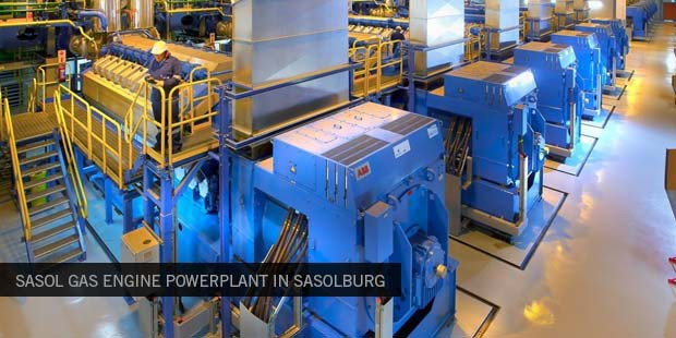 Sasol Plant