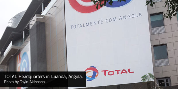 Total Office, Angola