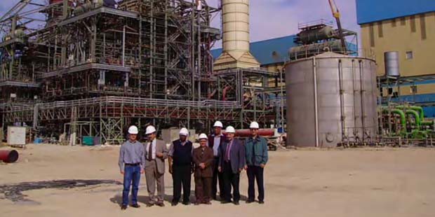Bids Come In For Cairo S 2 000mw Gasfired Plant Africa