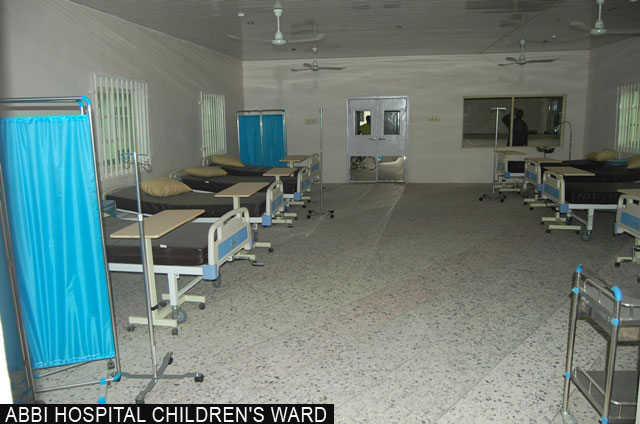 ABBI-HOSPITAL-CHILDREN'S-WARD