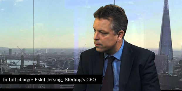 Alastair Leaves, Jersing Wields More Power At Sterling