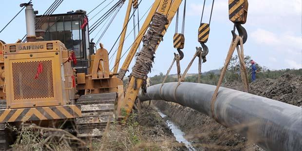 Nigerian Gas Company Splits into Two