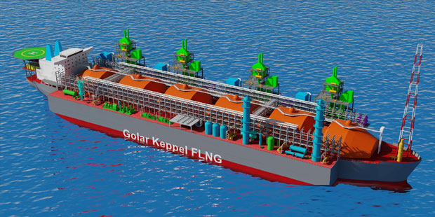 Cameroon Will Host the World's First Floating LNG