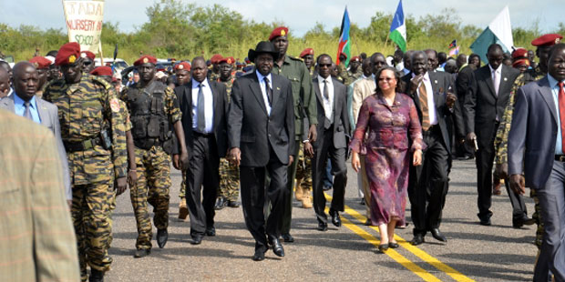 S/Sudan Opens Up Blocks B1 and B2 To Negotiations