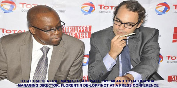 TOTAL To Build a 146 MW Plant in Uganda's 'Oily' District