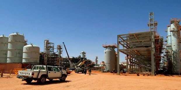 First Gas Flowing in Algeria's Reggane Nord Project