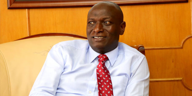 Keter Returns To His Seat As Kenya's Oil Minister