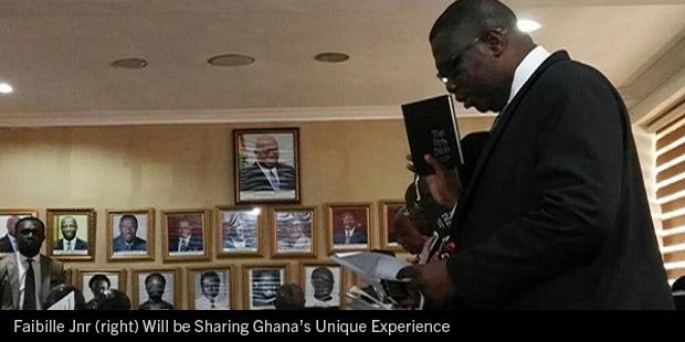 Uganda's Mugisha, Ghana's Faibille For WAIPEC Conference in Lagos