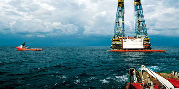 ENI Tops Up at Libya's Largest Offshore Gas Field - Africa Oil+Gas