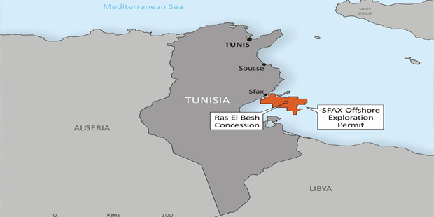 Panoro Looks to Spud Tunisian Well in Mid 2019