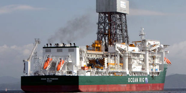 Angolan Rig Count Inches Up