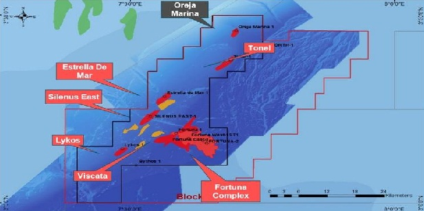 Ophir Waits on Malabo For Fortuna Block Extension