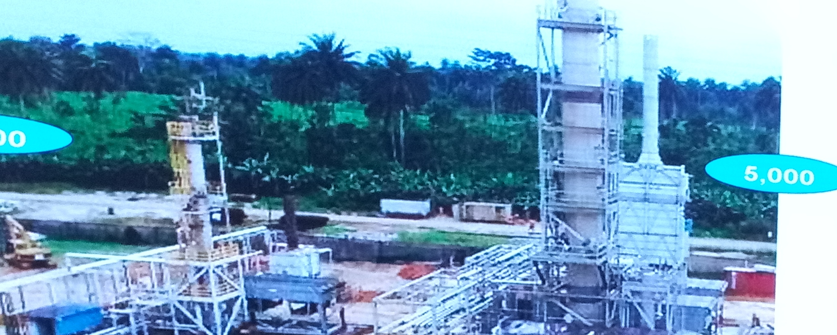 Ogbele Refinery Phase 2 for Commissioning Next Month