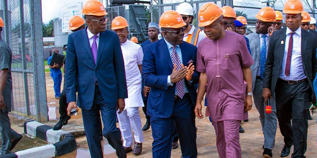 'We're Creating an Industrial Park', Isa Tells Visiting Governor