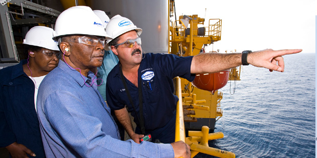 TOTAL Takes Over Moza LNG