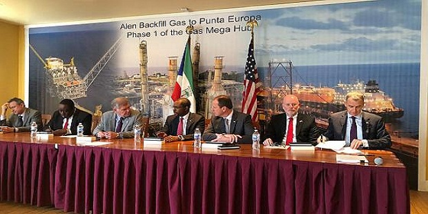 """Energy Chamber Campaigns for Chevron's """"Entry"""" into Eq Guinea's Gas Project"""