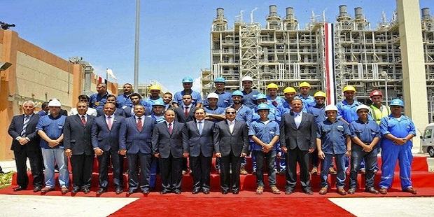 Siemens Inks 10 Year Service Contract For Egypt's Largest Ethylene Plant