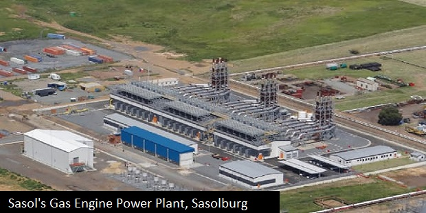 No Oil, Only Gas, in the Future of Sasol