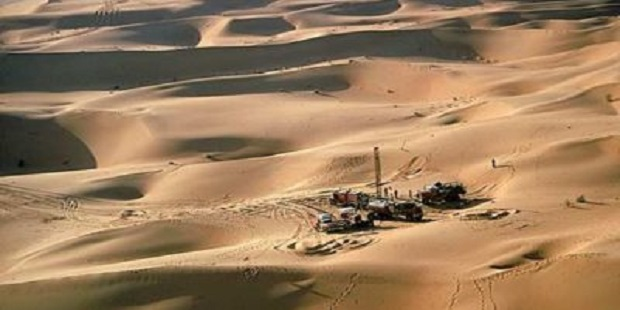 ENI Discovers Oil and Hooks It Up Quickly in Egypt's Western Desert
