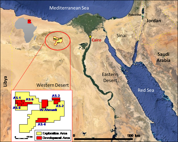 Kuwaitis Find New Oil and a Trickle of Gas in Egypt's Western Desert