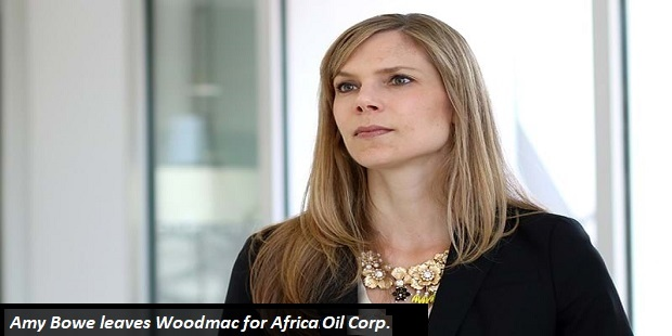 Knight, Bowe Join Africa Oil Corp's Executive Management
